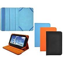 """Sunstech BAG71OR - Funda stand folio universal para tablet de 7"""""""
