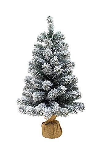 Pinetto Innevato 65 cm - Albero di Natale Piccolo
