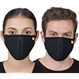 FRESHOME POWRSHIELD F95 7 Layer Washable Reusable Anti-Bacterial Anti-Pollution Protection Mask-(Pack of 3)
