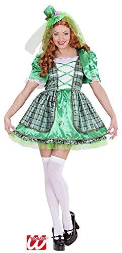 Typische irische Kostüm für Damen Gr. (Kostüm Irlandaise)