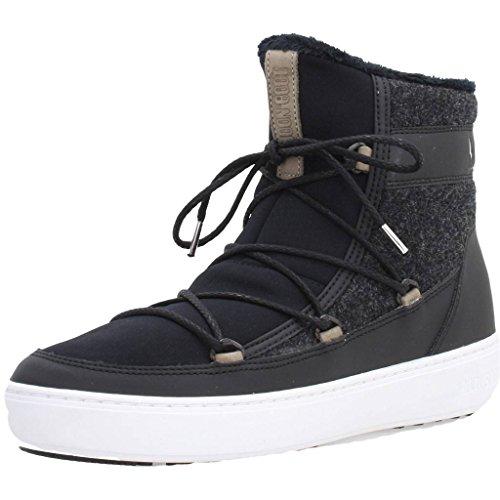 Bottines - Boots, couleur Noir , marque MOON BOOT, modèle Bottines - Boots MOON BOOT MOON BOOT PULSE TE Noir