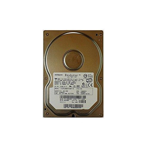 Festplatte 40 GB IDE 3,5 ATA Hitachi Deskstar IC35L060AVV207 - 0 -