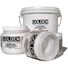 Golden Acrylic Medium: 473ml. Gel Suave Mate