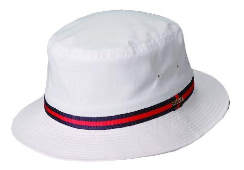 Dorfman Pacific - Bob -  Homme taille unique Blanc