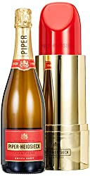 Piper-Heidsieck Cuvée Brut Lipstick Champagner Edition mit Geschenkverpackung (1 x 0.75 l)