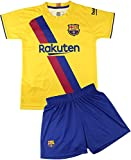 Kit T-Shirt and Pants Child Second Away - FC Barcelona - Replica Officially Licensed