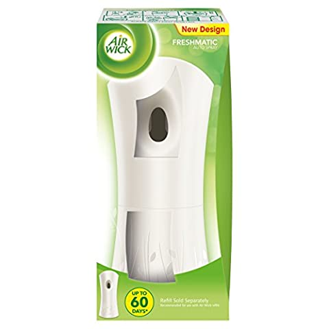 Airwick Freshmatic Max Air Freshener Gadget - White, Pack of
