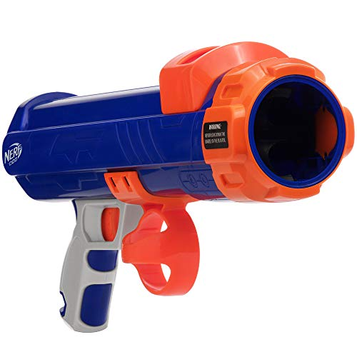 Nerf Dog Tennis Ball Blaster Toy...