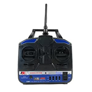 Fly Sky Fs T4 B 2.4 G Hz 4 Channel Transmitter And Receiver Radio System