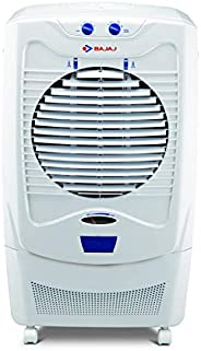 Bajaj DC 55 DLX 54-litres Desert Air Cooler (White) - for Large Room