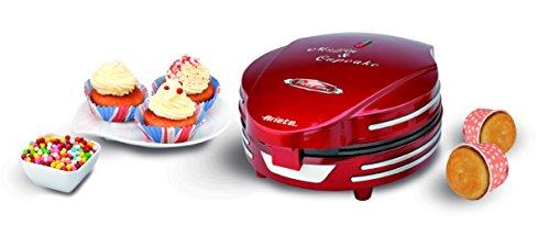 Ariete 188 Muffin mit Cupcake Maker im 50-er Jahre Retrodesign, 700 Watt - 2