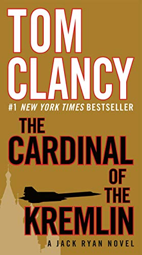 The Cardinal of the Kremlin (A Jack Ryan Novel Book 5) (English Edition)