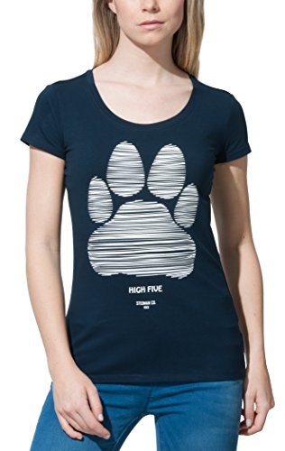 Hunde T-Shirt für Damen – Motiv
