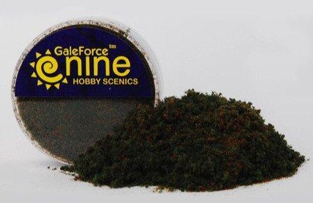 Dark Conifer Flock Blend For Modelling Crafts - Approx 48g