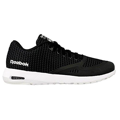 Reebok Clshx Runner Sp, Chaussures de Running Entrainement Homme Noir / Blanc (Noir / Blanc)