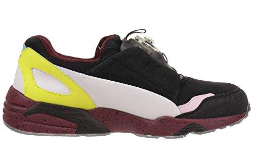 Puma McQ Disc Black by Alexander McQueen Mens Sneaker 358937 01 Black