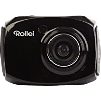Rollei RL40240 Action Camera Racy Full-Hd 1080p con Custodia Nero
