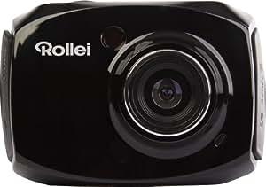 Rollei Actioncam Racy Full HD, schwarz (Action-, Sport- und Helmkamera)