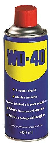 WD40 LUBRIFICANTE SPRAY ml.400 WD40