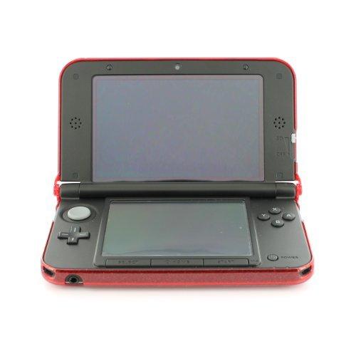 Assecure Coque de Protection Rigide pour Nintendo 3DS XL LL