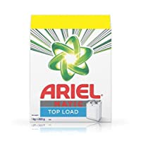 Ariel Matic Top Load Detergent Washing Powder - 1 kg with Free 200g