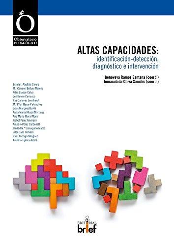 Atlas Capacidades: Identificación-Detección, Diagnóstico e Intervención (Observatorio Pedagógico) por G. RAMOS SANTANA