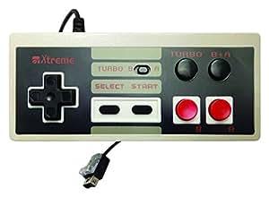 Xtreme Controller Retro PRO, Mini Cavo 270 cm - Classics - Nintendo Wii U