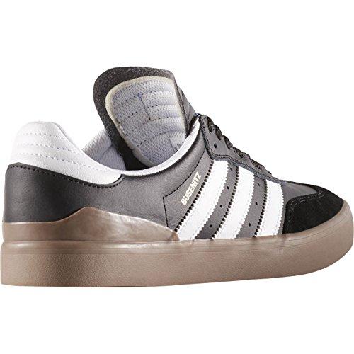 adidas Herren Busenitz Vulc RX Skaterschuhe, 40,5 EU schwarz (Negbas/Ftwbla/Gum5)