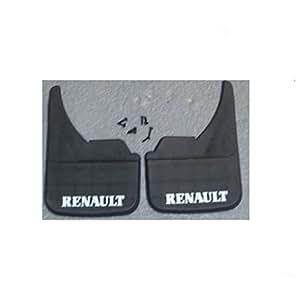 Logo Renault Universel Voiture Bavettes Avant Arrière Safrane Scenic Garde-boue Rabat