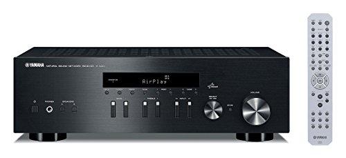 Yamaha R-N301 HiFi Receiver (200 Watt RMS, AirPlay) schwarz