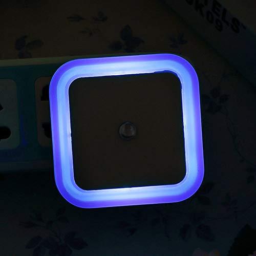 QAQ LED Lichtsteuerung Nachtlicht Intelligent Fünfzackiger Stern Baby,G1,80 * 80mm(0.1W) G1 Usb