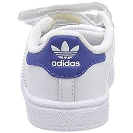 adidas – Superstar Foundation CF, Scarpine Primi Passi Unisex – Bimbi 0-24