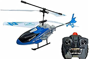 ladoo Gopal & sons Radio Remote Controlled Helicopter with Unbreakable Blades - Multi Color