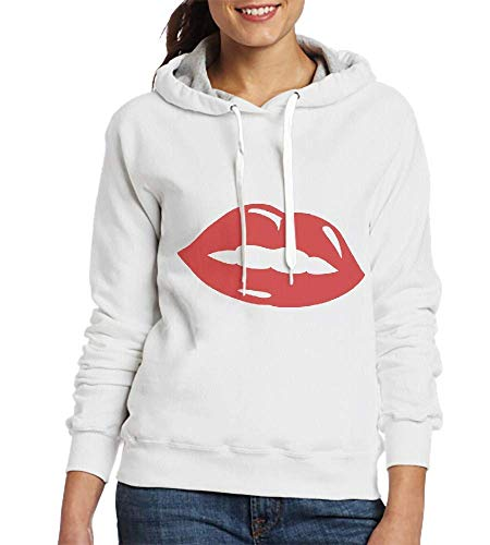 HelloWorlduk Sweatshirt Women Lips Lady Customized Hoodies