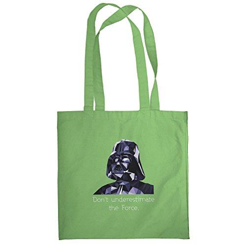 Texlab–Poly Force–sacchetto di stoffa Verde chiaro