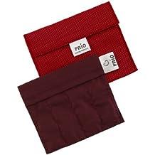 Frio Mittel (Glaucoma) Kühltasche für Insulin, 14 x 12 cm, Rot