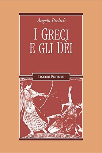 I Greci e gli di: a cura di Vittorio Lanternari e Marcello Massenzio (Anthropos)