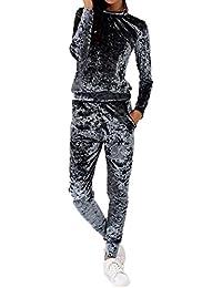 Suchergebnis auf für: Damen Jogginganzüge Grau