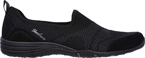 Femmes Skechers UNITY noir MOONSHADOW 23054 / BLK noir taille 36 à 41 schwarz