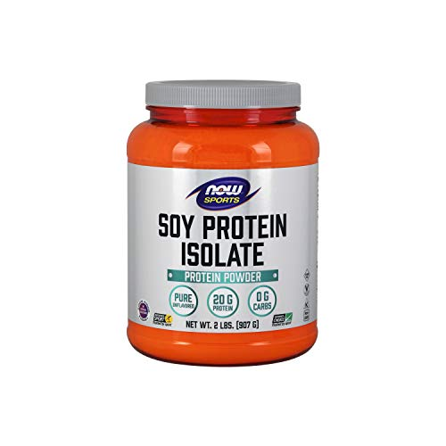 NOW Foods Soy Protein