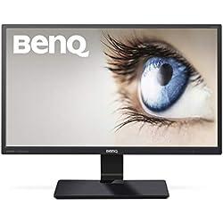 BenQ Eye-Care GW2470ML, FHD 1920 x 1080, VA, Haut-Parleurs, Technologies Low Blue Light Plus, Flicker-Free, Contraste Élevé 3000:1, HDMI, Bords Ultra-Fins
