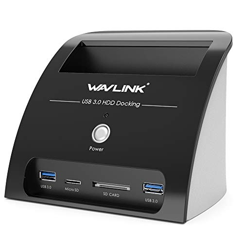 WAVLINK USB 3.0 Base Conexión Docking Station SATA