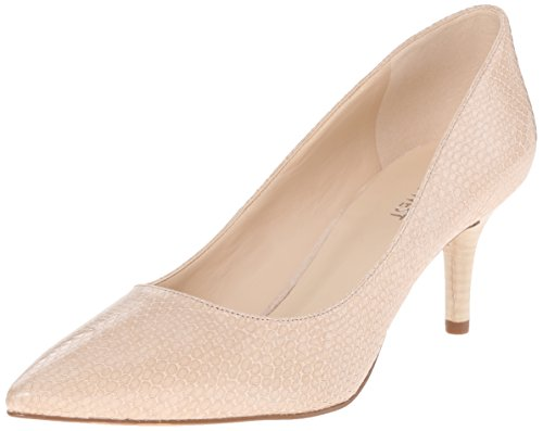 Pompa Nine West abito da Margot Off White