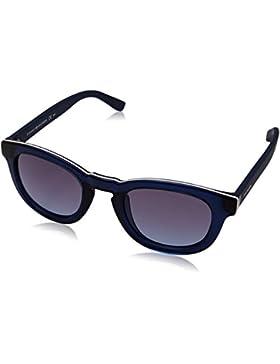 Tommy Hilfiger Unisex-Erwachsene Sonnenbrille TH 1287/S LL, Schwarz (Bluee), 48