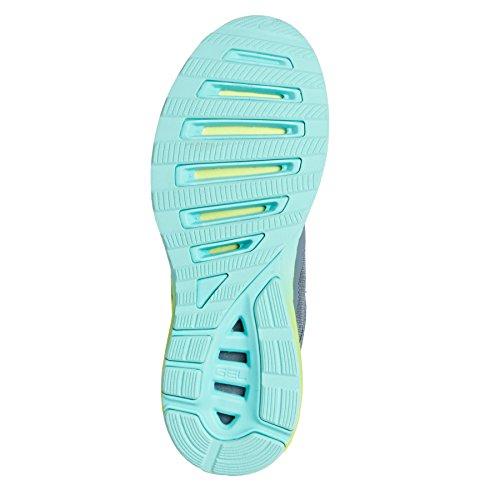 Asics FUZE X LYTE Scarpe da corsa da donna blue mirage-white-sharp green
