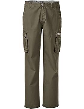 Jan Vanderstorm - Pantalón - Básico - para hombre verde 70
