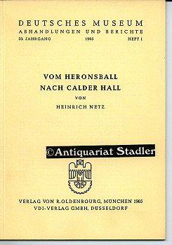 Vom Heronsball nach Calder Hall.
