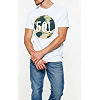 T- Shirt Levis 501 Graphic