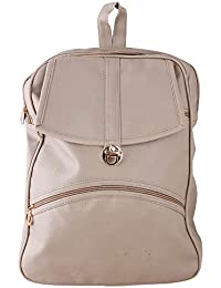 THE TAN CLAN Casual Backpack College Bag Girls School Bag Stylish Casual  Backpack Handbag for Woman 2aaf86cc354b5