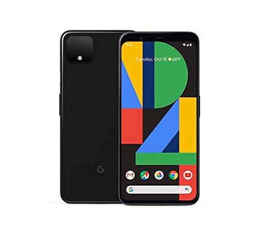 """Foto Google Pixel 4 XL 16 cm (6.3"""") 6 GB 64 GB Nero 3700 mAh Pixel 4 XL, 16 cm (6.3""""), 1440 x 3040 Pixel, 6 GB, 64 GB, 16 MP, Nero"""